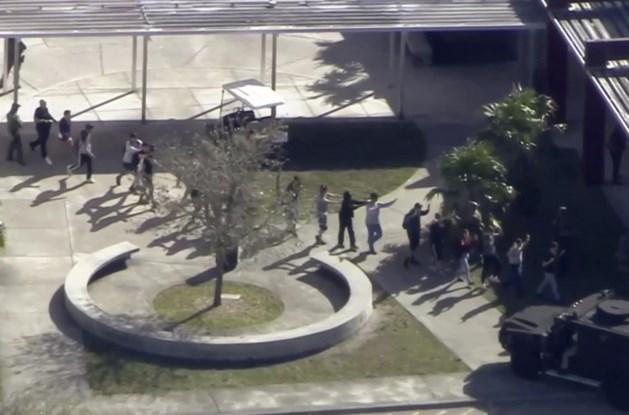 Bloedbad op school in Florida: zeker 17 doden