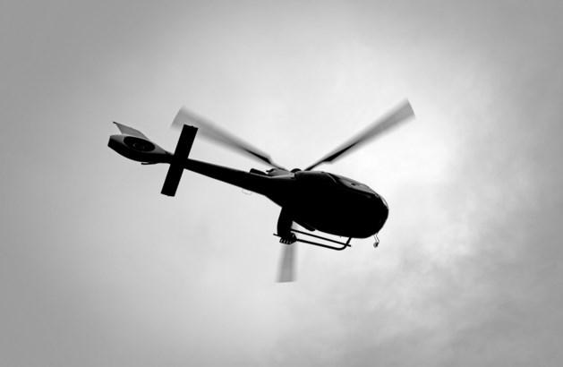 Beschoten woning gelinkt aan helikopterkaping in Roermond