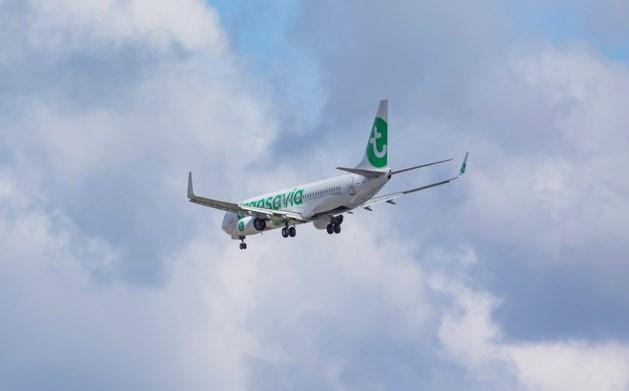 Vliegtuig Transavia maakt voorzorgslanding
