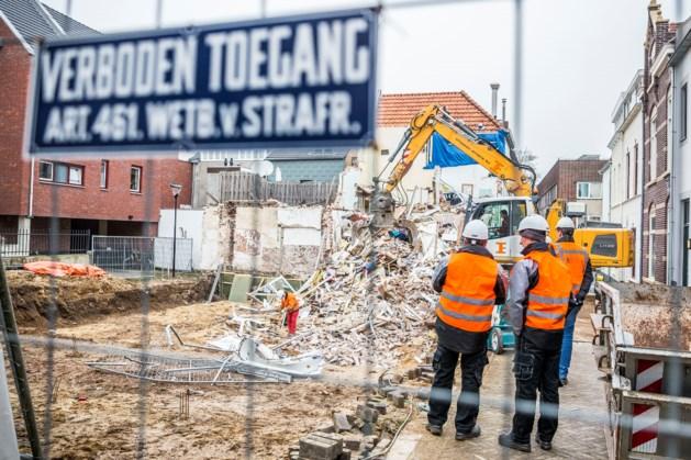 Nieuwbouw Bergstraat Venlo alsnog van start na instorting