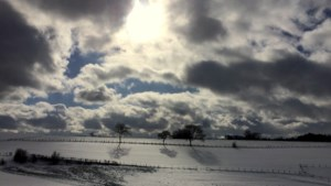 Zonder wandeling in de sneeuw geen winter