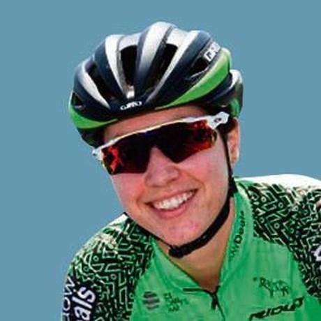 Sabrina Stultiens wint etappe in Baskenland