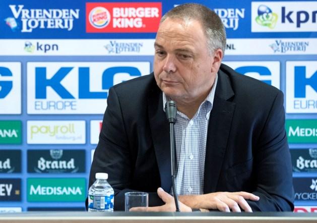 Roda-directeur: we gaan zaak tegen KNVB niet winnen