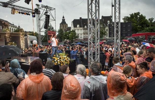 Burn-out zanger Huub Adriaens: muziekfeest afgelast