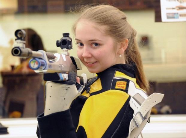 Schutter Manon Smeets verovert EK-brons