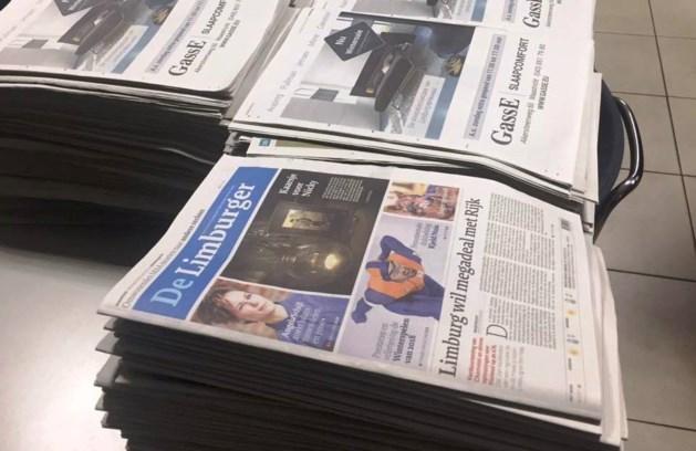 Staking krantenbezorgers in Maastricht niet doorgegaan