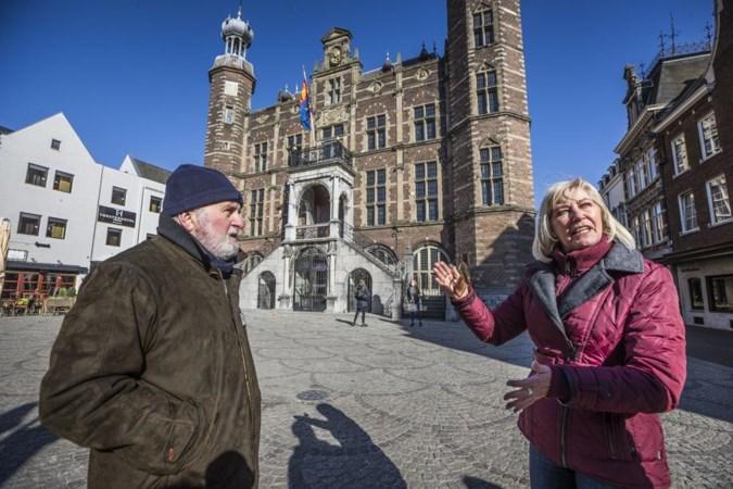 Stadswandeling door Venlo: hou de neus omhoog