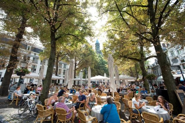 Rondje op terras Maastricht opnieuw duurder geworden