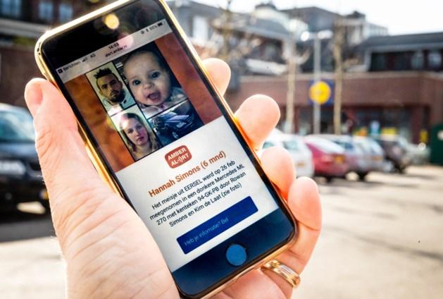 Baby ontvoerd op parkeerplaats in Noord-Brabantse Eersel