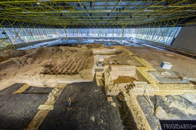 Restauratie Romeins Badhuis Thermenmuseum na anderhalfjaar afgerond