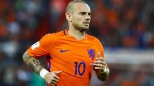Toch nog afscheidsduel voor Wesley Sneijder