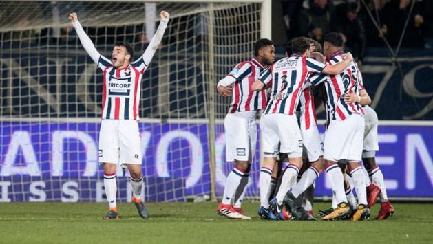 PSV blameert zich met 5-0 nederlaag bij Willem II