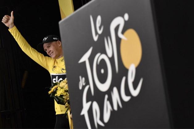 Tour 2020 start in Nice