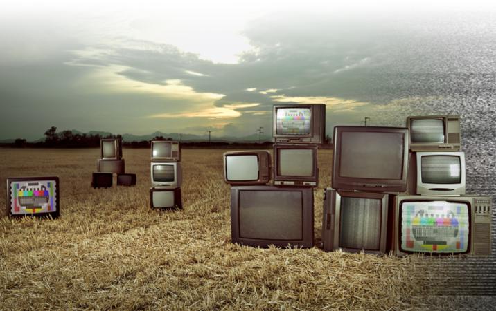 Ziggo stopt met analoge tv: geen wanklank te horen