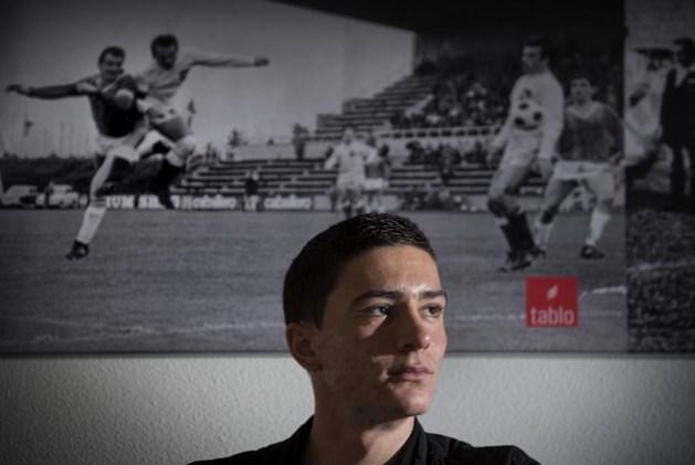 Luc Mares beloond met contract bij MVV