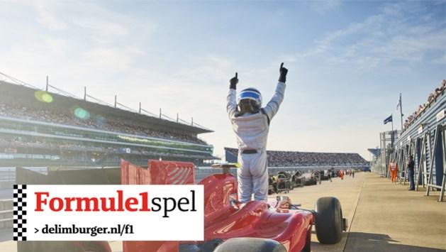 Het Formule 1-circus barst weer los en De Limburger zet je in pole position