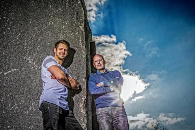 Vader en zoon Hoiting: honger naar nieuw succes