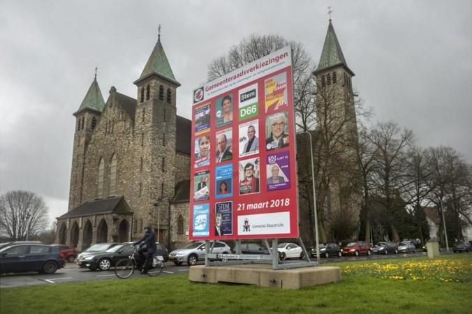 Peiling: politiek in Maastricht versplintert nog meer
