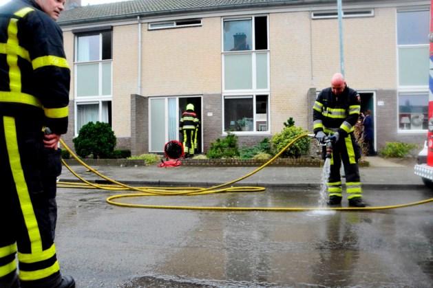Bewoner door brandweer gered na woningbrand in Venlo