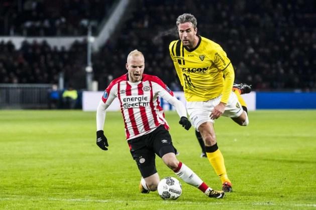 VVV breekt tegen PSV na rood Seuntjens
