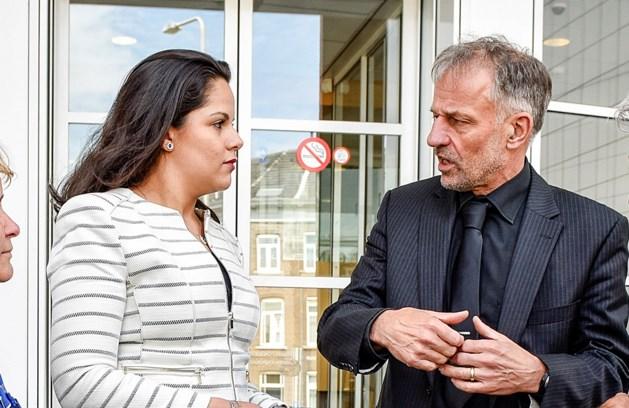 Etentje burgemeester en raadslid Weert valt verkeerd