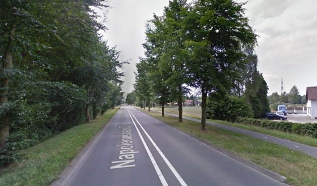 Geen tunnel of rotonde, maar afrit Napoleonsbaan