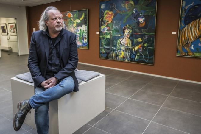 De blije wereld van schilder Hans Truijen