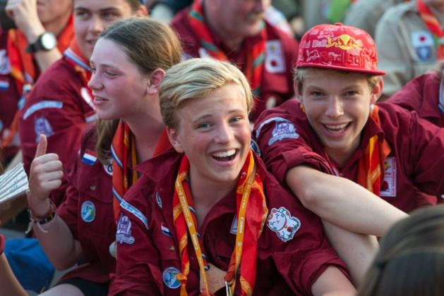 Limburgse scouts naar Amerika voor internationaal scoutingkamp