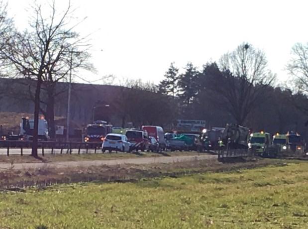 Meerdere doden en zwaargewonden bij ongeluk in Helmond