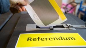 Maasgouw: ook mensen die alleen gingen stemmen voor referendum