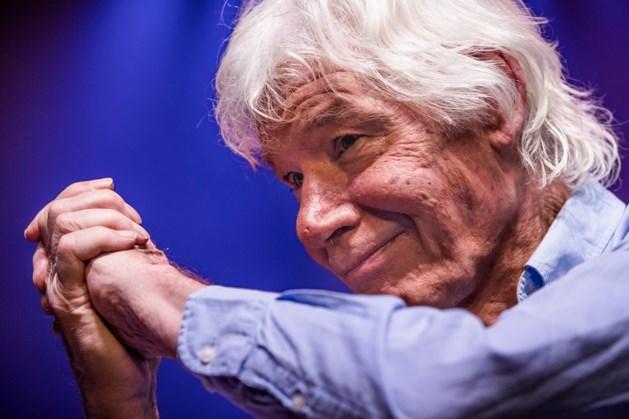 Martin Buber-plaquette voor cabaretier Paul van Vliet