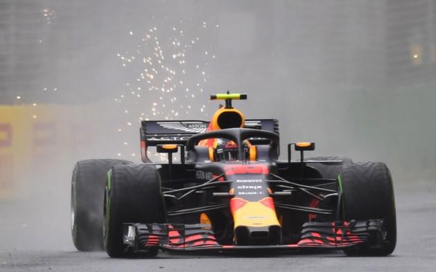 Halfnatte training F1 biedt weinig houvast
