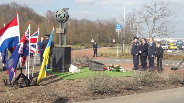 Gedenkteken onthuld voor slachtoffers vliegramp MH17