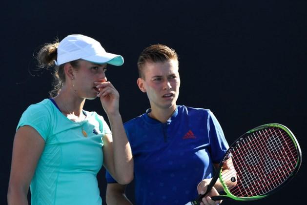 Schuurs/Mertens naar kwartfinales in Peking
