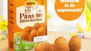 Mora komt met iets nieuws: 'Paasbitterballen'