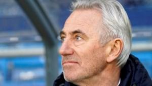 Van Marwijk laat gezicht zien op training PSV