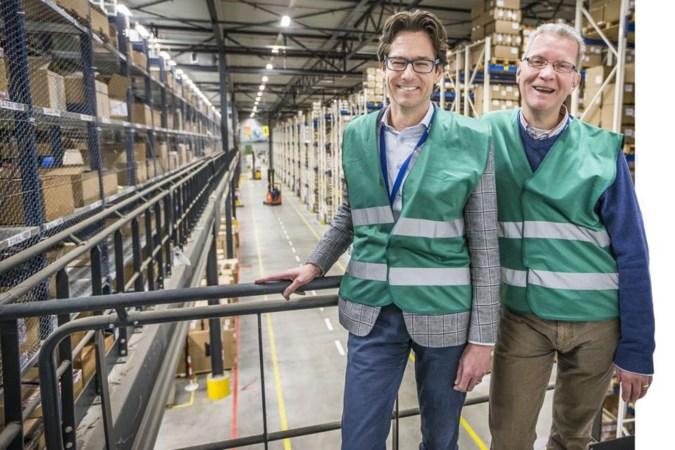 Het vierde megamagazijn van DSV in Venlo is bijna klaar