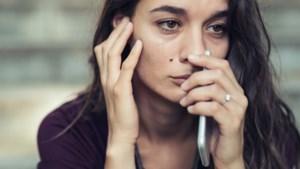 Altijd een geduldig luisterend oor aan de telefoon
