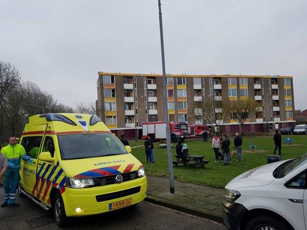 Brand in appartementencomplex in Venlo meester