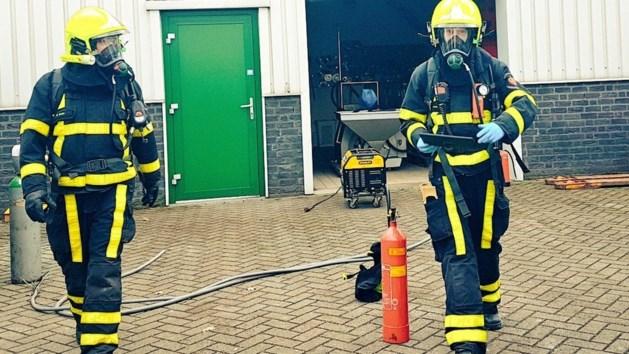 Gewonden bij brand in Belfeld