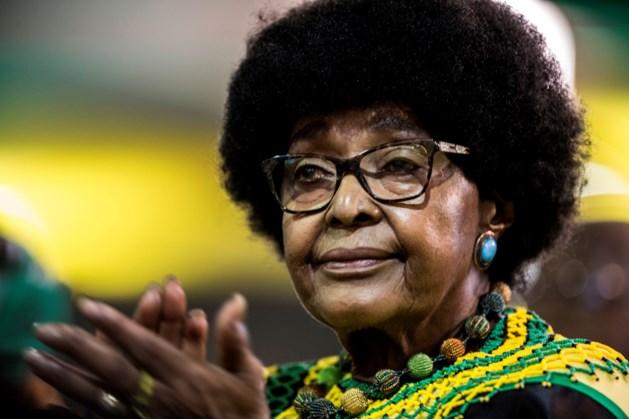 Zuid-Afrikaanse activiste Winnie Mandela (81) overleden
