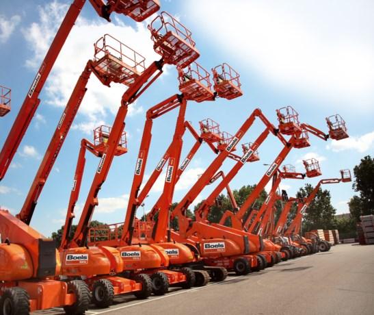 Machineverhuurder Boels neemt opnieuw drie bedrijven over