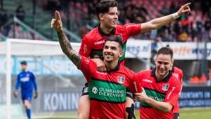 NEC blijft in nek van Fortuna hijgen na 3-0 overwinning