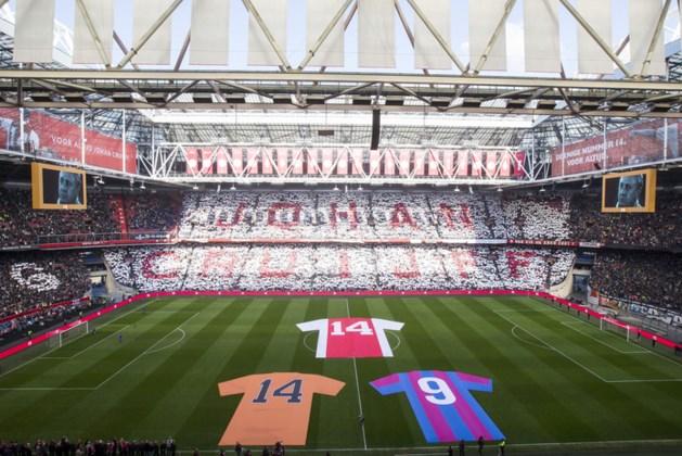 Amsterdam Arena wordt komende zomer Johan Cruijff Arena
