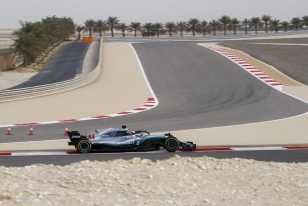 Nieuwe versnellingsbak zet Hamilton vijf plaatsen achteruit