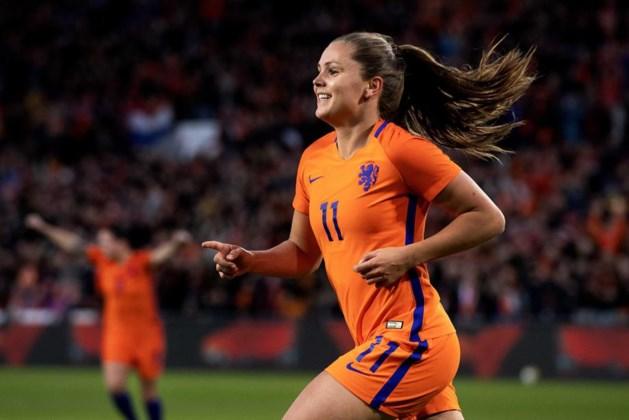 Finale voor voetbalvrouwen in Noorwegen