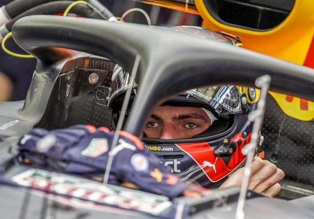 Verstappen vijfde in tweede training Bahrein