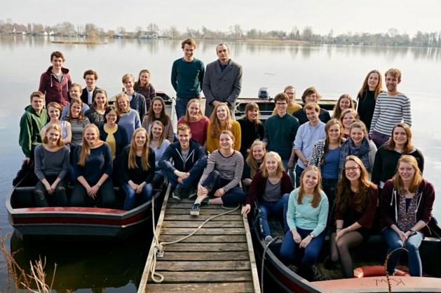 Studentenorkest voert uit in Sint Janskerk