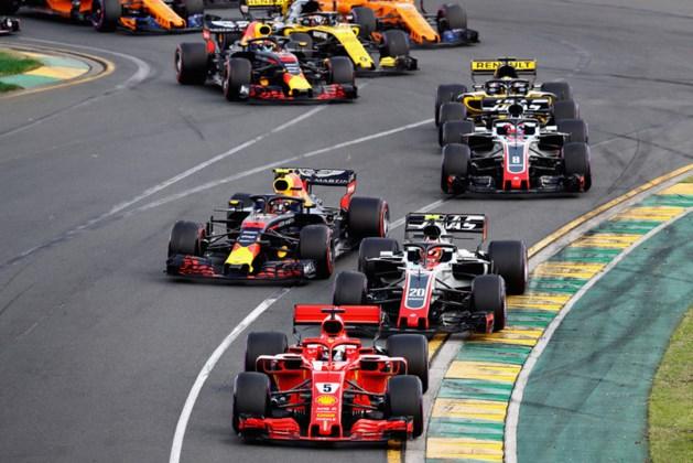 F1 presenteert toekomstplannen: Meer geluid, meer inhaalacties en een beperkt budget