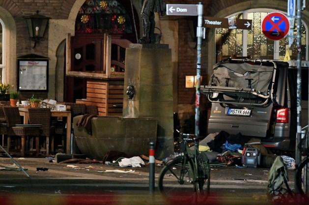 Slachtoffers aanslag kampeerbusje Münster geïdentificeerd